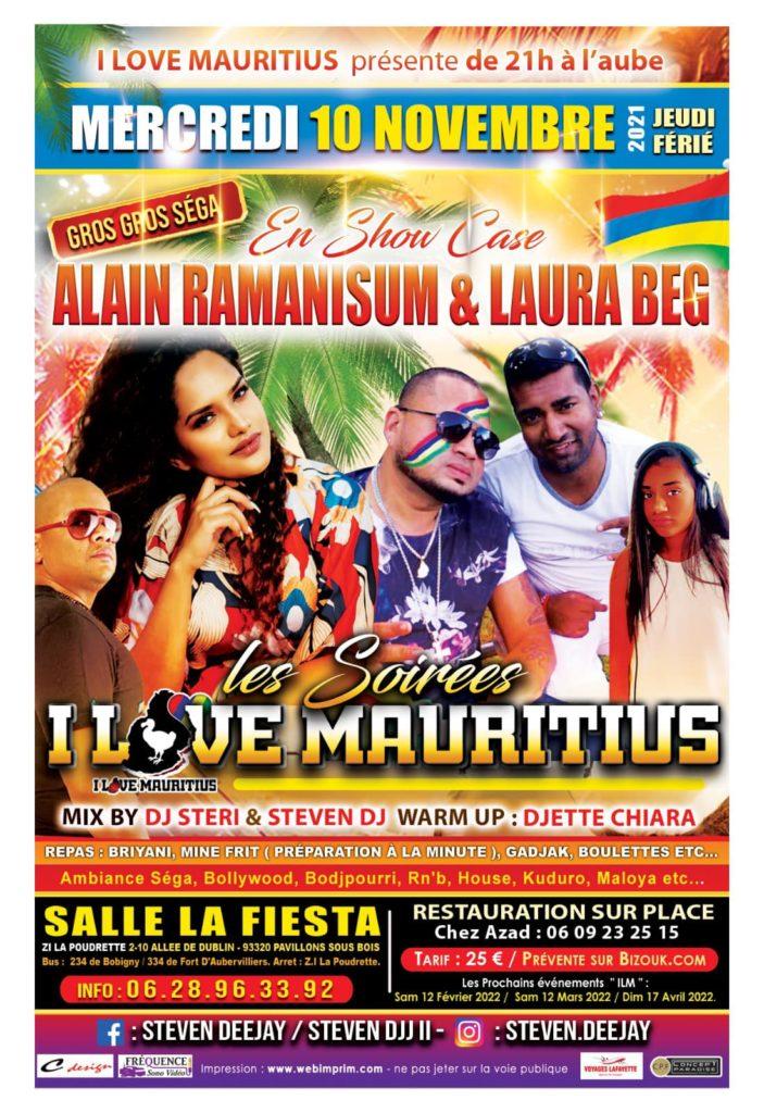 Soirée Mauricienne