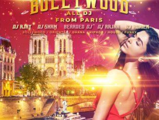 Soirée Bollywood Paris France Spectacle Bollywood